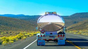 trasporto gasolio carico e scarico merce