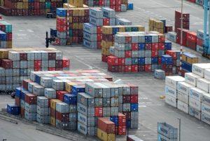 esportazioni in Regno Unito