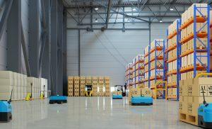 digitalizzazione gestione logistica settore trasporto e e-commerce